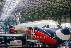 BAC Assembly Line - BAC 111