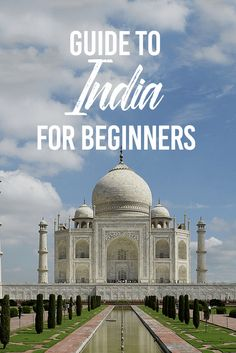 Guide to India for Beginners Planning a trip to India can be pretty daunting. Its preserved culture and diversity remains a deep mystery yet somehow draws travelers into this magical country. A lot of visitors are taken aback by India's immensity which is why it's always better to plan ahead of time. If you're traveling for the first time, the best way is to discover the country gradually, beginning with the famed Golden Triangle.