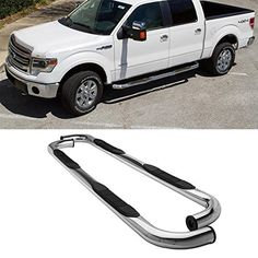 2002 ford f150 crew cab running boards
