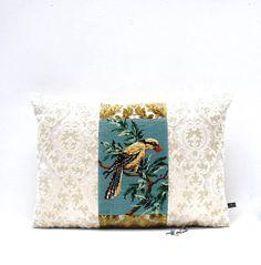 £50 Luxury French Silk Damask velvet Tapestry Bird & Berryhttps://www.etsy.com/your/shops/me/dashboard