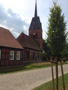 Kirche in Groß Woltersdorf, Prignitz