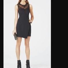 Nwt BCBG Maxazria Dress no trades New no flaws  bust is 18 length 34 BCBGMaxAzria Dresses Mini