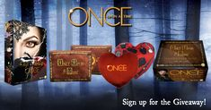 Once Upon a Time! Officially Licensed Toys and Games! $250 Signed Product Giveaway! #giveaway #win