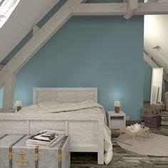 Le mag déco 4murs - Cocooning - 4 murs : papier peint, peinture ...