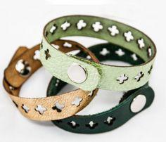 Leather Bracelet Set Uncovet