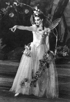 fairy queen.