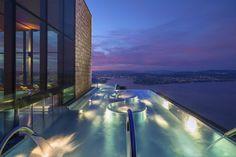 Burgenstock Resort, Lucerne, Switzerland
