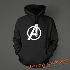 I found 'THE AVENGERS Hoodie - Marvel Movie Fans - FREE P Thor, Iron Man, Hulk, Fury' on Wish, check it out!