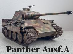 Panther ausf A o&g granola cranberry - Granola Ww2 Tanks, Military Army, Panzer, World War Ii, Military Vehicles, Camouflage, Germany, Granola, Modeling