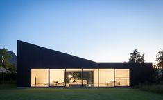 bruno vanbesien architects . House TV . AFFLIGEM
