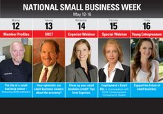 Celebrate Small Business During National Small Business Week! http://www.nfib.com/small-business-week/