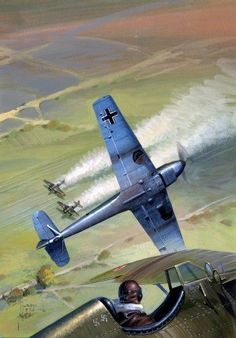 PZL-11 by Jarosław Wróbel: The PZL P.11 was a Polish fighter aircraft, designed in the early 1930s by PZL in Warsaw. It was briefly the most advanced fighter aircraft of its kind in the world.[1] The PZL P.11 served as Poland's primary fighter defence in the Polish campaign of 1939, but with the rapid advances in aircraft design in the late 1930s (seen in such fighters as the Messerschmitt Bf 109), it proved outclassed by its rivals at the onset of the war BFD