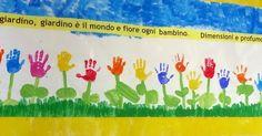 Siamo fiori di un unico giardino, giardino è il mondo e fiore ogni bambino. Dimensioni e profumo possono variare ma la bellez... Toddler Crafts, Diy Crafts For Kids, Kindergarten Class, Montessori, Nursery, Education, Learning, School, Dali