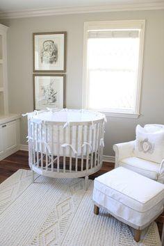 Cottage Neutral Nursery - Design Dazzle