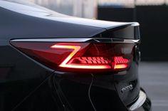 2017 Kia Cadenza taillamps