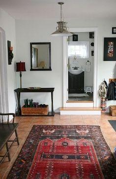 foyer,living room  #KBHomes
