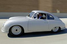 Leno and Seinfeld get coffee in 1949 Porsche Gmünd coupe | Porsche Club of America