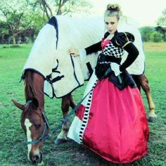 Me and my horse