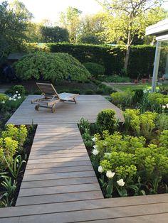 Amazing Gardens, Beautiful Gardens, Small Garden Design, Patio Design, Low Maintenance Plants, Garden Cottage, Terrace Garden, Easy Garden, Herb Garden