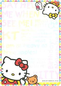 Hello Kitty。by Gemini爱HelloKitty ^_^