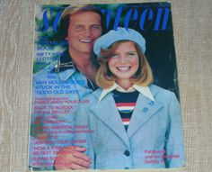 Pat Boone and his Daughter grace the cover of this one