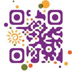 HCA Custom QR Code designed by Red Fish Media visit us at http://www.redfishmedia.com
