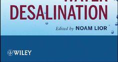Advances in Water Desalination