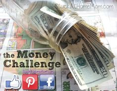 The Money Challenge with Printable Chart [Save $1,378.00]