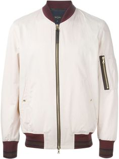 Shop Paul Smith classic bomber jacket in Fashion Clinic from the world's best independent boutiques at farfetch.com. Over 1500 brands from 300 boutiques in one website.