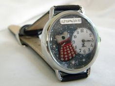 Doctor Who Dalek Watch by srwatches on Etsy, $33.00