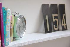 étagère en bois de palette