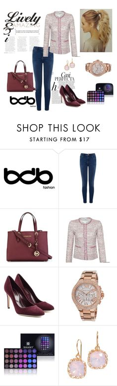 """BDB Fashion"" by azraa-tursunovic ❤ liked on Polyvore featuring Whiteley, Warehouse, MICHAEL Michael Kors, Chanel, Sergio Rossi, Michael Kors, Shany, YooLa, women's clothing and women's fashion"