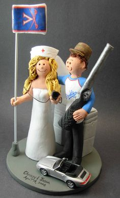 Nurses Wedding Cake Topper Magicmud 1 800 231