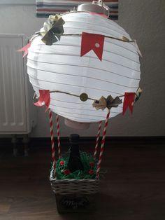 Ballon Geschenk 40.