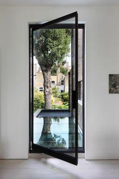 Jimi House in London by Paul Archer Design.