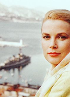 Grace Kelly photographed by Howell Conant