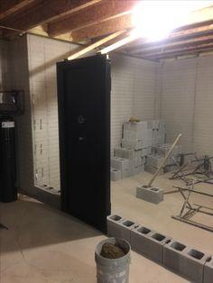 Gun room doors