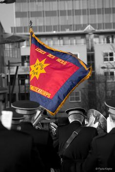 Flags of The Salvation Army