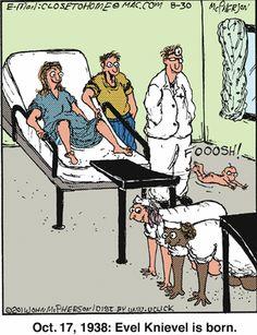 Yahoo News - Latest News & Headlines Funny Puns, Funny Cartoons, You Make Me Laugh, New Yorker Cartoons, Latest News Headlines, Adult Humor, Funny Photos, I Laughed, Haha