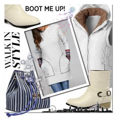 """WALK IN STYLE"" by jecakns ❤ liked on Polyvore featuring WALL"