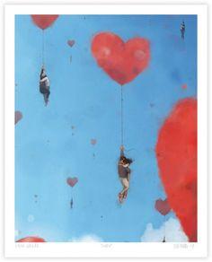 Red Balloon, Balloons, Gandhi, Lisa, The Little Prince, Hope Love, Illustration Art, Illustrations, Create