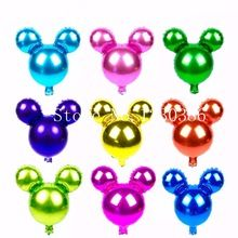ballon 18 on sale at reasonable prices, buy 18 Inch Mickey Minnie Head Foil Balloon Kids Birthday Party Decoration Baby Shower Supplies Inflatable Cartoon Mitch Ballon from mobile site on Aliexpress Now! Baby Shower Supplies, Party Supplies, Mini Mickey, Mickey Mouse Balloons, Balloon Cartoon, Head Shapes, Foil Balloons, Birthday Parties, Handmade Gifts