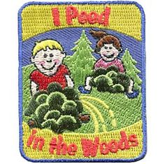 Specialty badges for GS/GG out of Canada - including some funny ones!