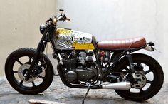 Kawasaki GPZ550 1981 By Bunch Garage
