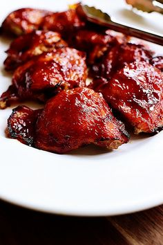 Oven BBQ Chicken by Ree Drummond / The Pioneer Woman