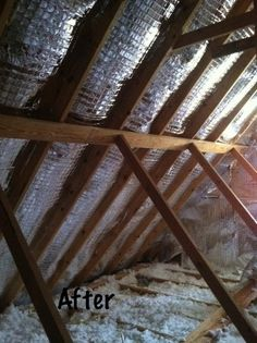 DIY Installation: Adding Radiant Barrier Insulation | Apartment Therapy