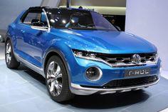 Volkswagen T ROC Concept gallery