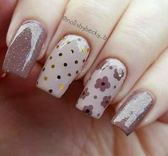 Nail Latest Nail Designs, Cute Nail Art Designs, Joy Nails, Beauty Nails, Classy Nails, Trendy Nails, Nail Art And Spa, Nail Art Stencils, Super Cute Nails