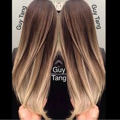 @GuyTang Bellami Balayage Hair Extensions. Use code PINMI for some savings on yours! bellamihair.com #balayagehair #longhair #ombrehair #bellamihair #hairextensions