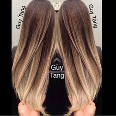 @GuyTang Bellami Balayage Hair Extensions. Use code PINMI for some savings on yours! bellamihair.com